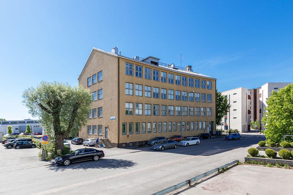 EAB Vuokrattavat toimitilat | Kutomotie 6 Helsinki