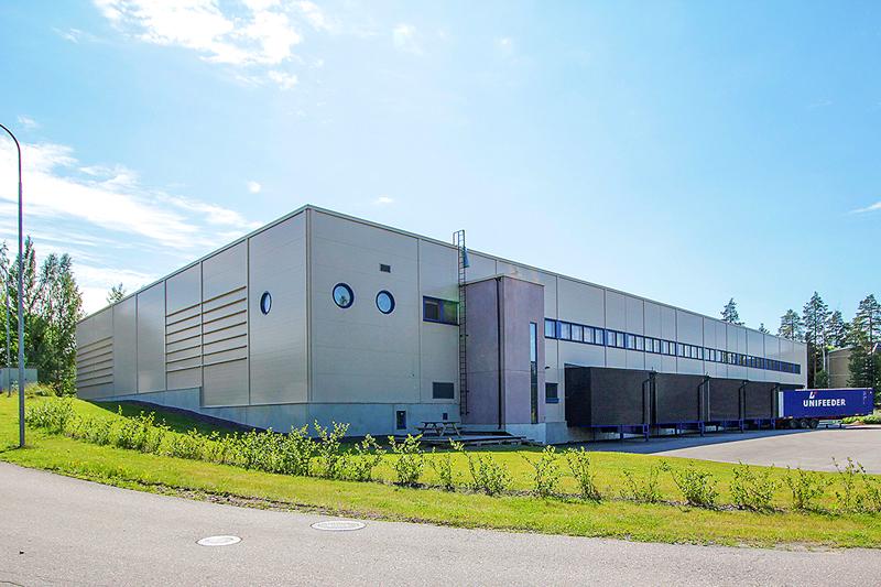EAB Vuokrattavat toimitilat Myllynummentie 9 Kerava